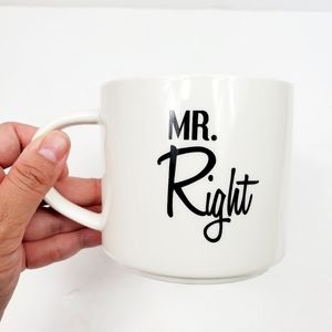 Threshold MR.Right Mug …